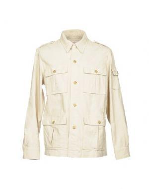 Куртка BATTENWEAR. Цвет: бежевый