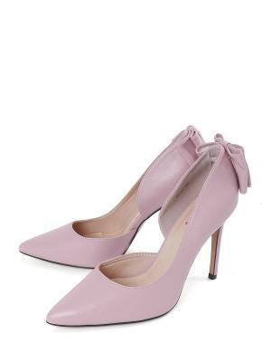 Туфли Summergirl. Цвет: розовый