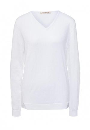 Пуловер Betty Barclay. Цвет: белый
