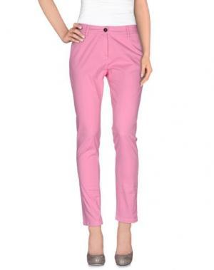 Повседневные брюки AUTHENTIC ORIGINAL VINTAGE STYLE. Цвет: розовый