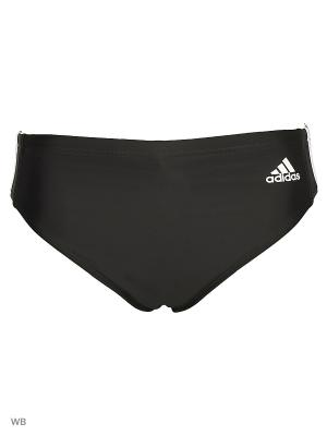 Плавки муж. INF EC3S TR BLACK/WHITE Adidas. Цвет: черный