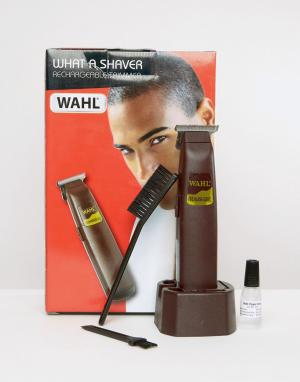 Wahl Триммер What A Shaver. Цвет: мульти