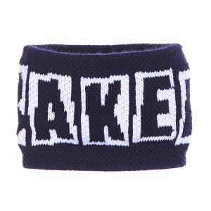 Напульсники  Brand Logo Navy Baker. Цвет: черный