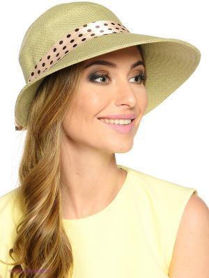 Шляпа FOMAS. Цвет: зеленый