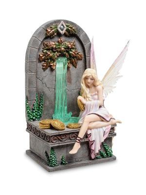Статуэтка Хорошие пожелания Veronese. Цвет: серый, розовый