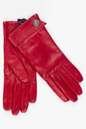 Перчатки Roeckl. Цвет: розовый