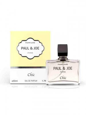 Парфюмерная вода CHIC PAUL & JOE. Цвет: прозрачный