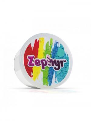 Кинетический пластилин Zephyr.. Цвет: белый
