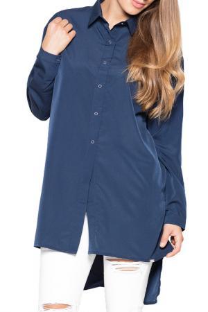 Рубашка KATRUS. Цвет: navy