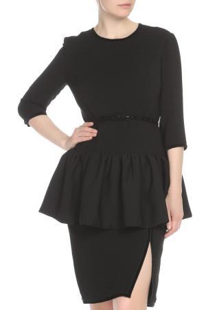 Платье Isabel Garcia. Цвет: black