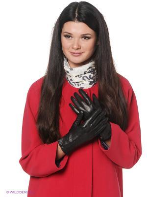 Перчатки женские Piero. Цвет: синий