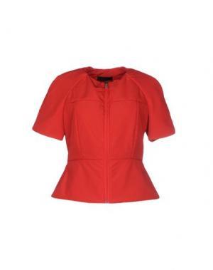 Куртка +MINI. Цвет: красный