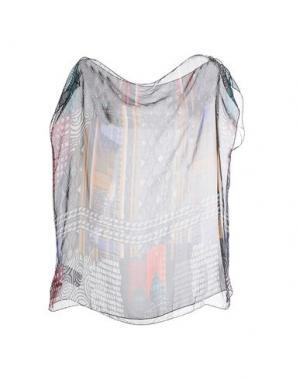 Блузка THE TEXTILE REBELS. Цвет: черный
