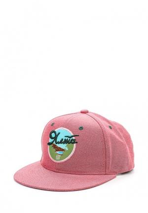 Бейсболка Запорожец Heritage. Цвет: розовый