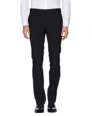 Повседневные брюки JOHN VARVATOS. Цвет: черный