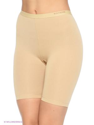 Трусы-панталоны BlackSpade. Цвет: бежевый