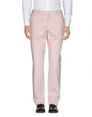 Повседневные брюки FILIPPA K. Цвет: светло-розовый