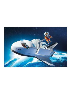 Космическая миссия: Космический шаттл Playmobil. Цвет: белый