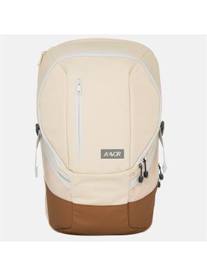 Рюкзак Sportspack desert sand AEVOR. Цвет: бежевый, горчичный, светло-желтый