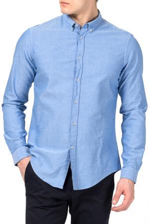 Рубашка Tom Farr. Цвет: синий