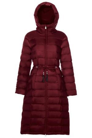 Пальто ODRI Mio. Цвет: cabernet