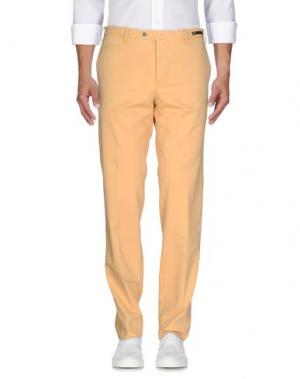 Джинсовые брюки PT01. Цвет: песочный