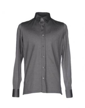 Pубашка GIAMPAOLO. Цвет: свинцово-серый