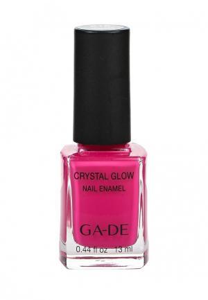 Лак для ногтей Ga-De. Цвет: розовый