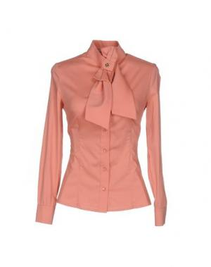 Pубашка BETTY BLUE. Цвет: пастельно-розовый
