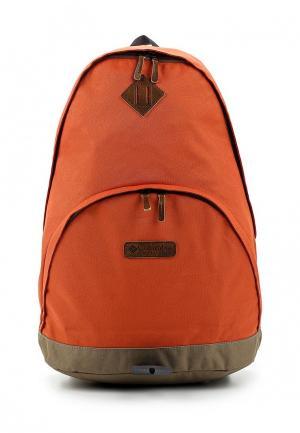 Рюкзак Columbia. Цвет: оранжевый