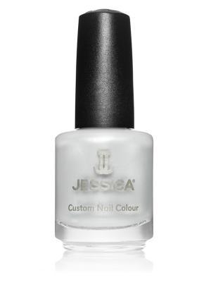 Лак для ногтей  #749 Sexy Siren, 14,8 мл JESSICA. Цвет: светло-серый