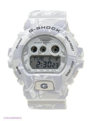 Часы G-Shock GD-X6900MC-7E CASIO. Цвет: белый