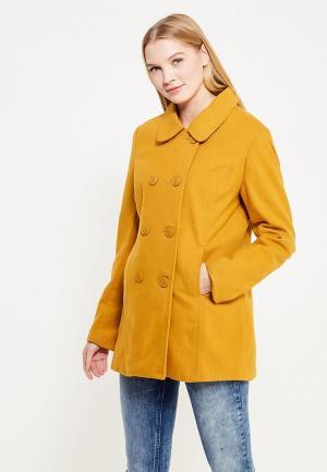 Пальто Colins Colin's. Цвет: оранжевый