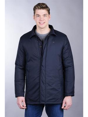 Куртка Eden Park. Цвет: темно-синий
