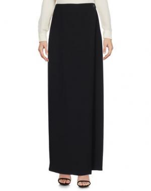Длинная юбка OPENING CEREMONY. Цвет: черный