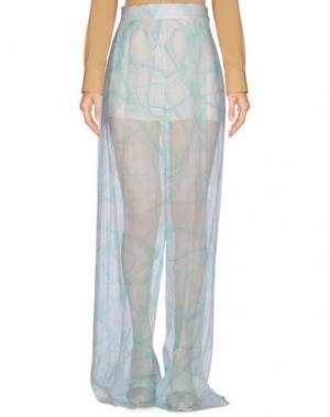 Повседневные брюки GENNY. Цвет: слоновая кость