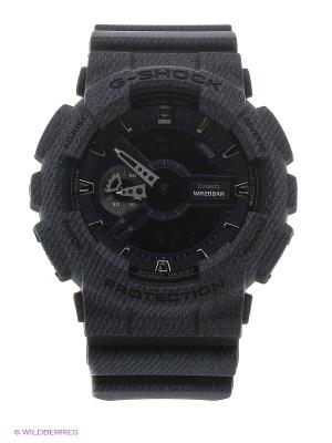 Часы G-Shock GA-110DC-1A CASIO. Цвет: темно-синий