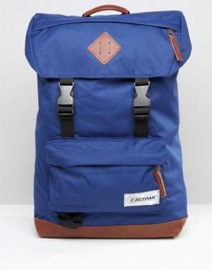 Eastpak Темно-синий рюкзак Rowlo. Цвет: темно-синий