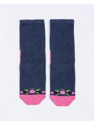 Носки Mark Formelle. Цвет: салатовый, темно-серый, розовый