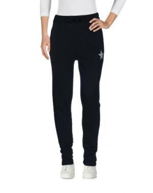 Повседневные брюки MY T-SHIRT. Цвет: черный