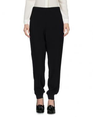 Повседневные брюки CM.100. Цвет: черный