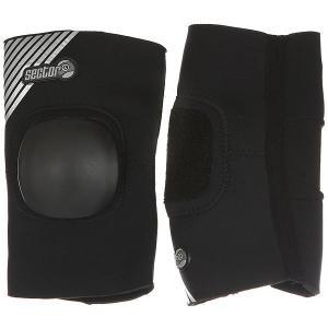 Защита на колени и локти  Gasket II Black Sector 9. Цвет: черный
