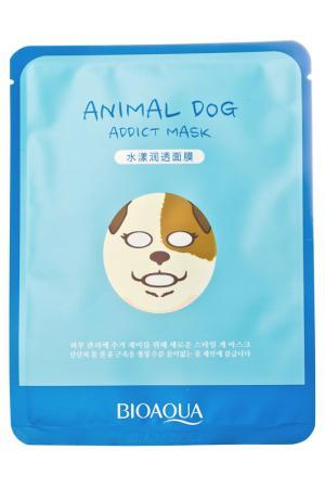 Увлажняющая маска Face Dog BIOAQUA. Цвет: none