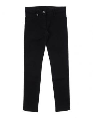 Повседневные брюки EDDIE PEN. Цвет: черный