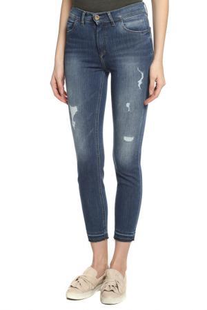 Брюки джинсовые Marc OPolo O'Polo. Цвет: синий