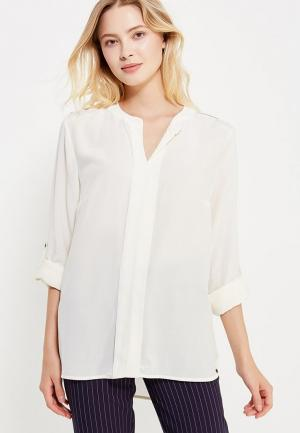 Блуза Finn Flare. Цвет: бежевый