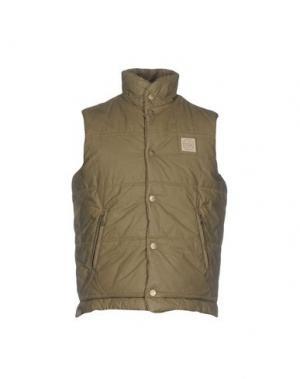 Куртка MURPHY & NYE. Цвет: зеленый-милитари