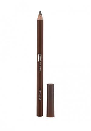 Карандаш Divage. Цвет: коричневый