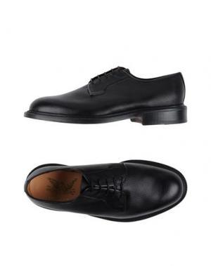 Обувь на шнурках MARK MCNAIRY. Цвет: черный