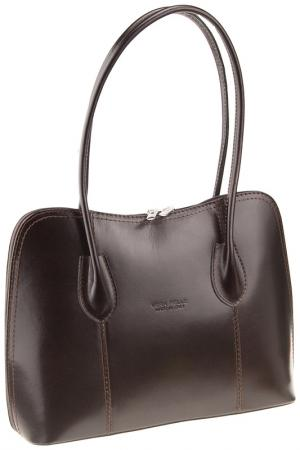 Bag MATILDA ITALY. Цвет: dark brown